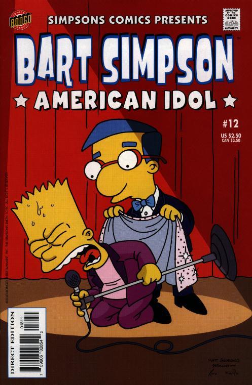 Bart Simpson #12.